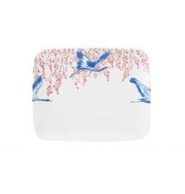 Catchii schaal Blossom & Cranes