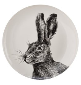 Pols Potten Pols Potten Side plate Animal Rabbit