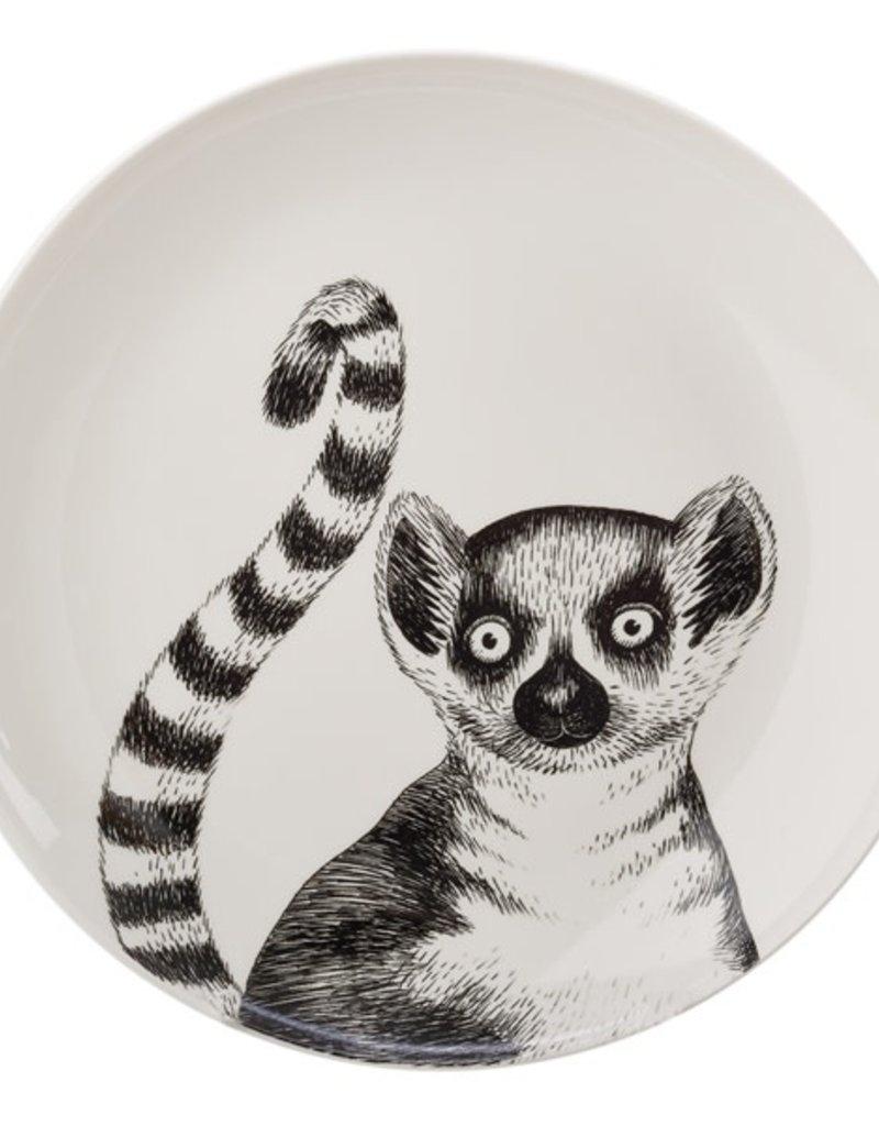 Pols Potten Pols Potten Side plate Animal Maki