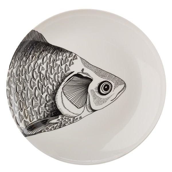Pols Potten Pols Potten Side plate Animal Fish