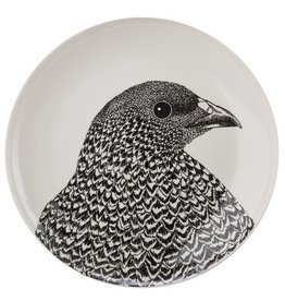 Pols Potten Pols Potten side plate Animal Partridge