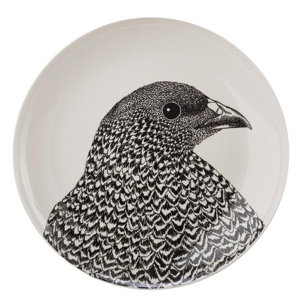 Pols Potten Pols Potten side plate Animal Partridge