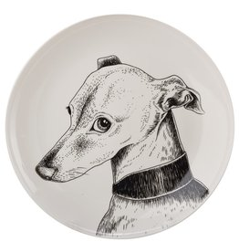 Pols Potten Pols Potten side plate Animal Dog