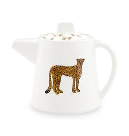 Fabienne Chapot Fabienne Chapot Teapot Large Cheetah