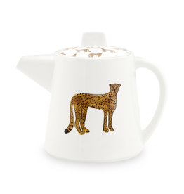 Fabienne Chapot Teapot Large Cheetah