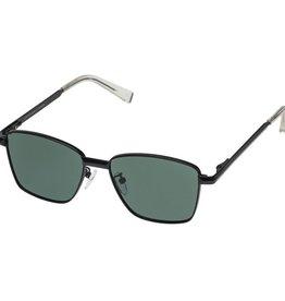 Le Specs Le Specs lsp1902058-SUPASTAR-matte-black-w-green-mono-lens