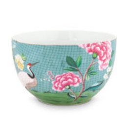 Pip Studio Bowl Blushing Birds blue