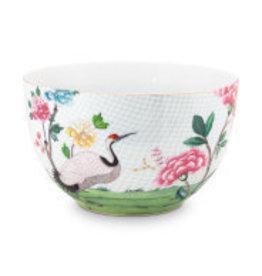 Pip Studio Bowl Blushing Birds white
