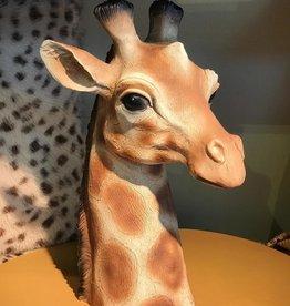 Giraffe Kop Bruin
