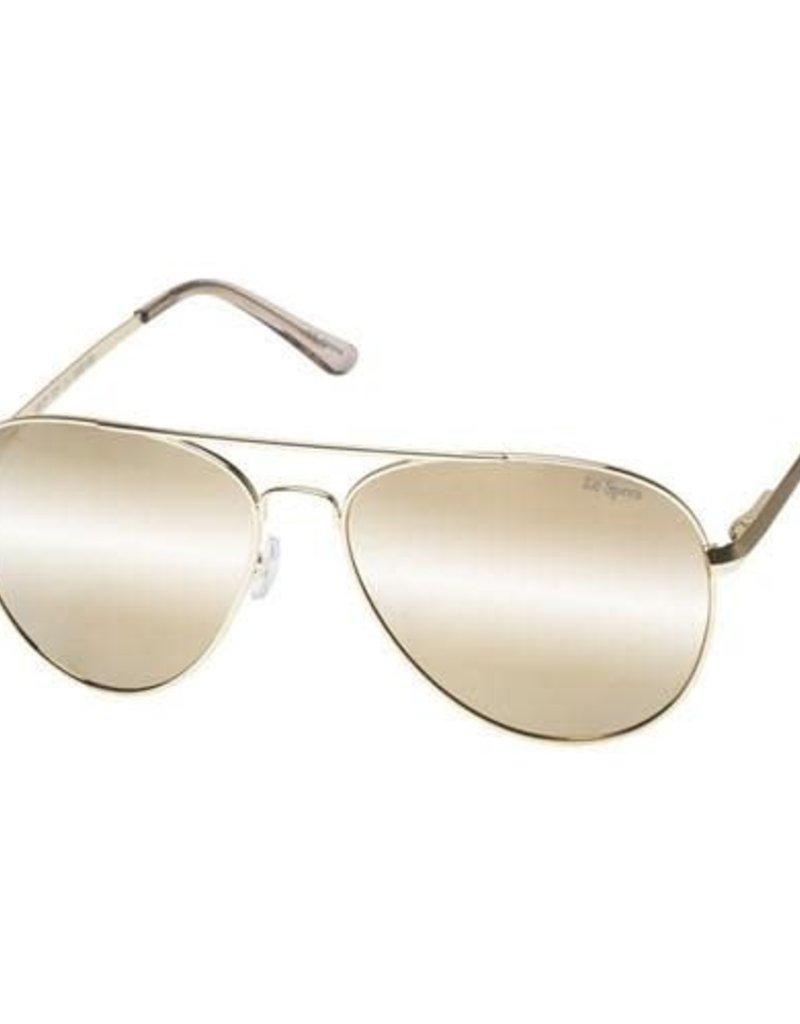 Le Specs Le Specs Drop Top Gold Revo Mirror Lsp1502108