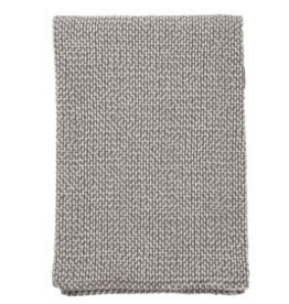 Klippan Klippan Plaid Basket grey,100% Organic Cotton 130x180