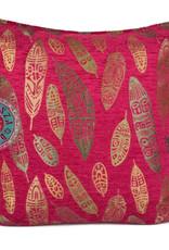Boho Esperanza Kussens Boho Feathers Roze kussen 45x45cm incl.binnenkussen
