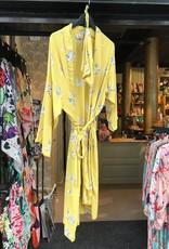 Imbarro Home & Fashion Imbarro Kimono Swinging Bird Yellow One size