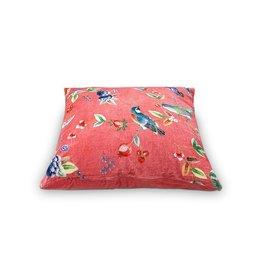 Pip Cushion Birdy Pink 60x60cm