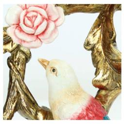 Kaarsenstandaard Multicolor Birds xet-2739
