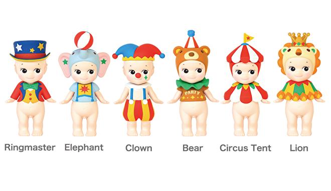 Sonny Angel Circus