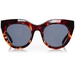 Le Specs Air Heart Lsp1902130 Toffe Tortoise Brown Grad lens