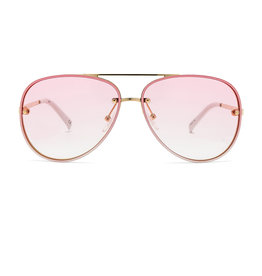 Le Specs HYPERSPACE BRIGHT GOLD / WHITE PINK GRAD 1902034