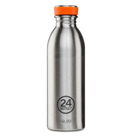 24Bottles Urban Bottle 500ml  Steel