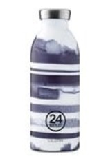 24Bottles Clima Bottle  500ml Stripes