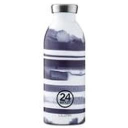 24Bottles Clima Bottle  500ml Stripes