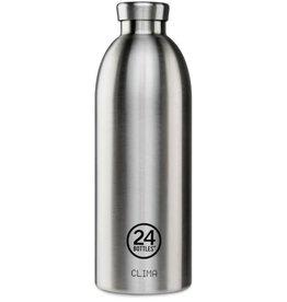 24Bottles Clima Bottle 500ml Steel (Thermosfles)