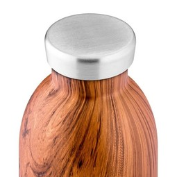 24Bottles Clima Bottle 500ml Wood Sequioa (Thermosfles)
