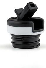 24Bottles 24Bottle Sport Lid (Afsluitdop met drinktuit) Black&White