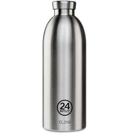 24Bottles Clima Bottle 850ml Steel