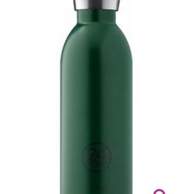 24Bottles Clima Bottle 500ml Rustic Moss Green