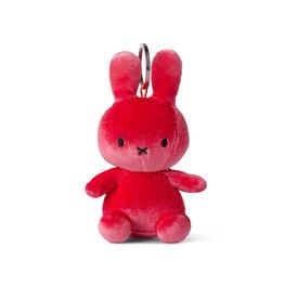 Nijntje/Miffy Miffy Keychain Velvet Candy Pink - 10 cm