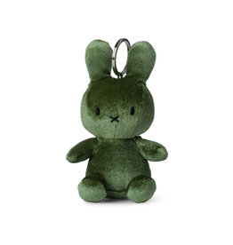 Nijntje/Miffy Miffy Keychain Velvet Moss Green 10cm