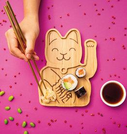 Donkey Bamboe Dienblad/Organizer/Sushi bord