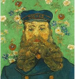 Otra, Shawl Van Gogh Postman Roulin 70x180cml  2165