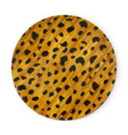Fabienne Chapot Fab Serving Plate Cheetah Spots 32cm