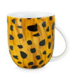 Fabienne Chapot Fab Mug Large Cheetah Spots 400ml