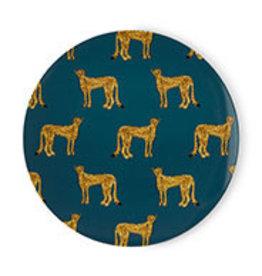 Fabienne Chapot Fab Breakfast Plate Cheetah 21.5 cm