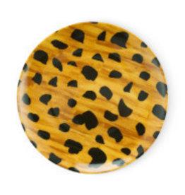Fab Petit Four Cheetah Spots 12cm