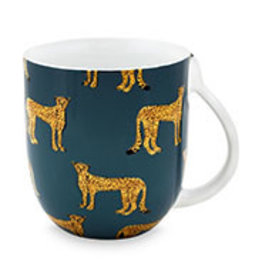 Fabienne Chapot Fab Mug Large Cheetah