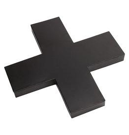 VtWonen Woonaccessoires VT Wonen Cross Metal Black
