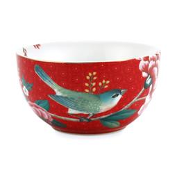 Pip Studio Bowl Blushing Birds Red 12cm