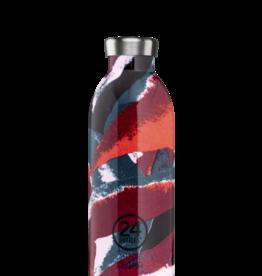 24Bottles Clima Bottle 500ml  Flower Flame