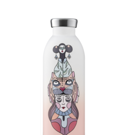 24Bottles Clima Bottle 500ml Elena Salmistro-Diana  (Thermosfles)