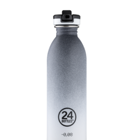 24Bottles Urban Bottle 500ml Tempo Grey + Sport Lid