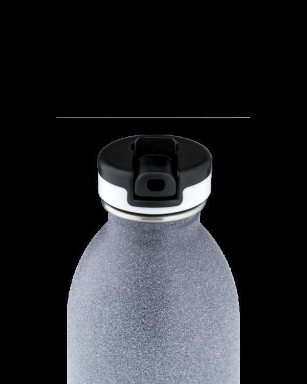 24Bottles Urban Bottle 500ml Tempo Grey + Sport Lid