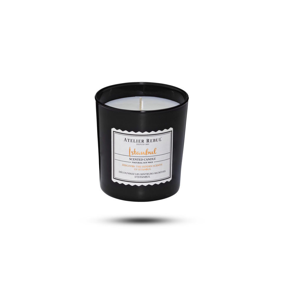 Atelier Rebul Atelier Rebul  ISTANBUL Scented Candle New Formula  210gr
