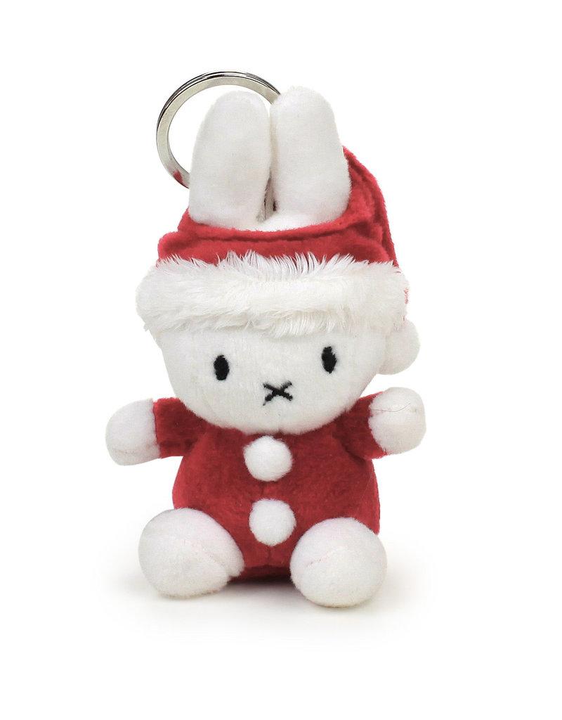 Nijntje/Miffy Miffy Keychain Santa - 10 cm