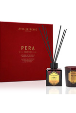 Atelier Rebul Atelier Rebul Pera Giftset 1 Scented Candle+Reed Diffuser