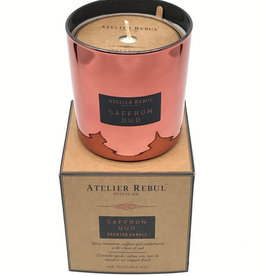 Atelier Rebul Geurkaars Saffron Oud Scented Candle 210gr