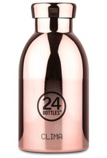 24Bottles Clima bottle 330ml Thermosfles Rose Gold